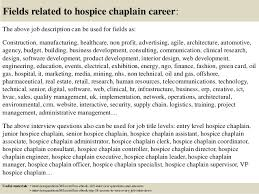 Hospice Chaplain Salaries Top 10 Hospice Chaplain Interview Questions And Answers