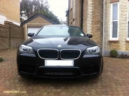 All BMW Models blacked out bmw x3 : My Azurite Black Individual F10 M5 Delivered!!!