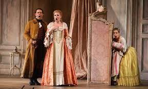 Mozart's 'Nozze di Figaro' at the Metropolitan Opera - The New York Times