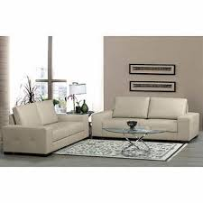 beige leather sofa. Cabello Beige Top Grain Leather Sofa And Loveseat