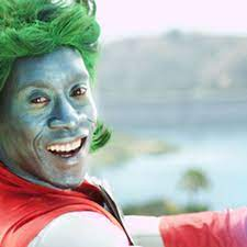 Captain Planet with Don Cheadle - Funny ...