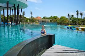 Kelly Ella Maz_INAYA Putri Resort Bali Review_Pool