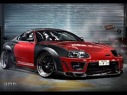 toyota supra 2016 black. red black toyota supra sports car wallpaper 2016