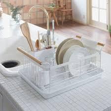 Kitchen: Wooden Kitchen Drying Rack Ideas - Kitchen Racks