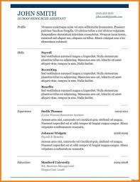 Harvard Resume Samples Template Regular 2015 Sample Business School