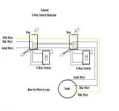 3 way switch wiring diagram Électricité
