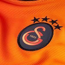 Nike Galatasaray Istanbul Kinder 3rd Fanshirt Ftbl orange/schwarz -  Fussball Shop