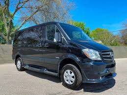 The cheapest offer starts at $ 400. 2016 Used Mercedes Benz Sprinter Passenger Vans 1 Owner 4x4 2500 Midwest Automotive Designs Luxury At Envy Auto Group Serving Saint Clair Shores Mi Iid 20043776