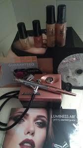 luminess air airbrush makeup kit