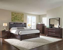 wooden modern bedroom furniture sets