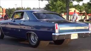 All Chevy chevy 1967 : 1967 Chevy II Pro Street - YouTube