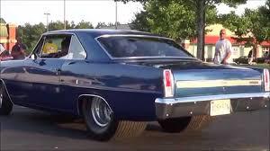 1967 Chevy II Pro Street - YouTube