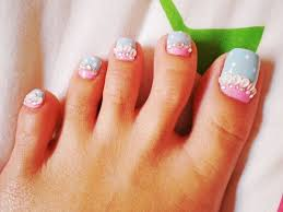 Cute Pedicure Designs Pedicures Just Got Better With These 50 Cute Toe Nail Designs