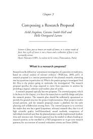 Research Proposals Adorable Composing A Research Proposal Center For International Forestry