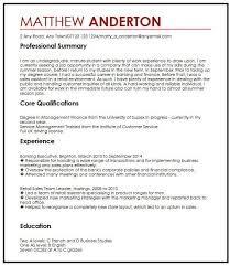Cv For Part Time Job Cv Example For A Part Time Job Myperfectcv