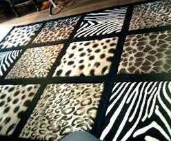animal print rug leopard print rugs photo 2 of 4 animal rug pink runners zebra animal print rug