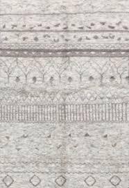 rugsville moroccan beni ouarain mihrab light grey 12183 wool rug 12183