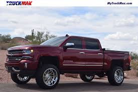 2017 Chevrolet Silverado 1500 LIFTED LTZ WITH Z71 APPEARANCE PACKAGE ...