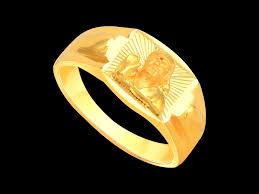Sri Saibaba Gold Ring