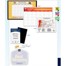 dry erase bulletin boards branded merchandise office