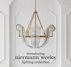 introducing niermann weeks lighting collection more than 25 signature designs now available for pre