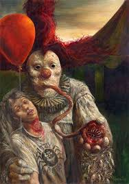 bob gray robert gray bob grapes pennywise the dancing clown  ah clowns are so lovely