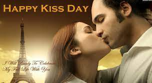 Kiss Day Wallpaper With Quotes ...