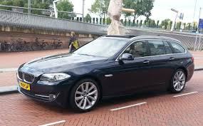 Bmw 530d Touring High Executive 2010 Review Autoweeknl