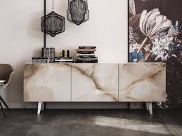 new trends in furniture. New Living Trends 2018 / 2019: Place Natural Stone At The Center Of Interior Design In Furniture O