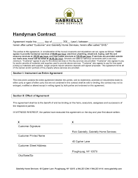 Basic Agreement 24 Images Of Basic Contract Agreement Template Leseriail 9