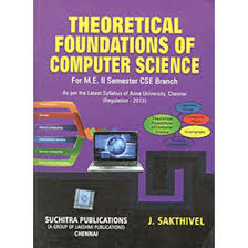 Theoretical Foundations Of Computer Science M E