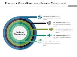 31425074 Style Circular Concentric 4 Piece Powerpoint