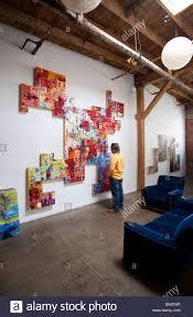 Colony Design Los Angeles Santa Fe Art Colony Open House Los Angeles California