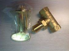 gas log valve gas valve and key combo for fireplace gas log fire pit brass color straight
