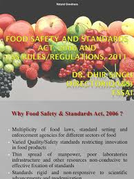 fssai food safety ppt pdf food safety foods