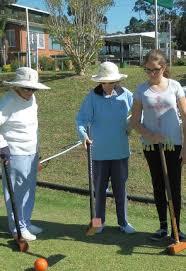 Narooma Croquet Club results   Narooma News   Narooma, NSW
