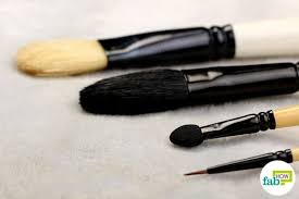 follow the above remedy to keep your makeup brushes clean