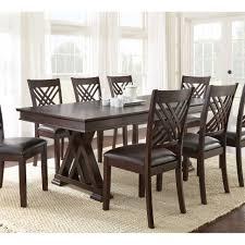 Standard Kitchen Table Sizes Brayden Studio Adrian Extendable Dining Table Reviews Wayfair
