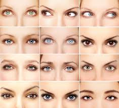 diffe types of eye shapes what type of eye makeup is best for you satukis info