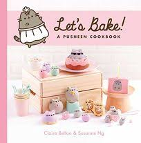 Lifestyle Book Review: <b>Let's Bake</b>: A <b>Pusheen</b> Cookbook by Claire ...
