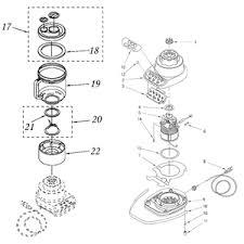kitchenaid blender parts. kitchenaid ksb3-3 blender kitchenaid parts a
