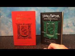 harry potter and the chamber of secrets 20th anniversary house editions