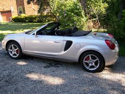 Toyota MR2 Spyder. price, modifications, pictures. MoiBibiki