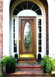 home depot entry doors full glass