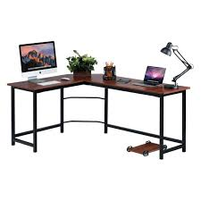 l shaped computer desk. Delighful Shaped Red Barrel Studio Ohioville Stylish LShaped Computer Desk U0026 Reviews   Wayfair To L Shaped E