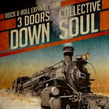 3 DOORS DOWN & COLLECTIVE SOUL WITH SOUL ASYLUM