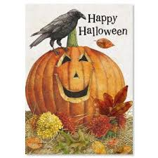 <b>Halloween Greeting Cards</b>, Ghosts & Pumpkin | Current Catalog
