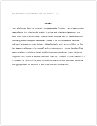 Formatting Research Paper Cover Page Ex Bostonwineweek