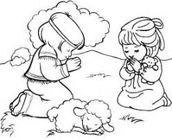 Small Picture Boy And Girl Coloring Pages AZ Coloring Pages girl praying