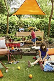 Backyard Design Nice Kid Friendly Backyard Design Featuring Kids